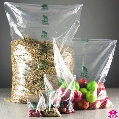 Biodegradable Clear Bags
