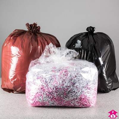 Eco-Friendly Bin Liners